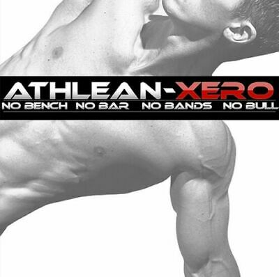 Athlean X Xero 6 Week Training Full Program Fitness Guides Videos FREE DOWNLOAD