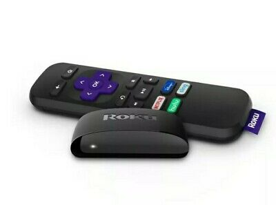 Roku Express+ HD Streaming Media Player incl HDMI cable (2019/latest model) OEM