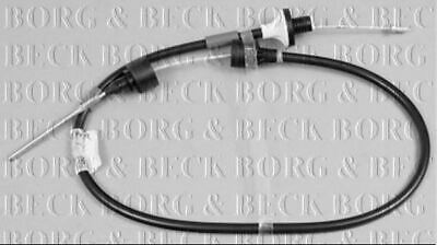 BORG & BECK CLUTCH CABLE FOR VAUXHALL ASTRA Saloon Diesel 1.7 60KW