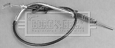 BORG & BECK CLUTCH CABLE FOR KIA RIO Estate Petrol 1.3 55KW