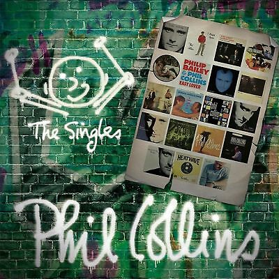 Phil Collins - The Singles vinyl LP NEW/SEALED IN STOCK Best Of Greatest Hits