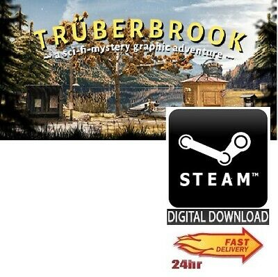 Truberbrook PC Steam  **FAST DELIVERY**