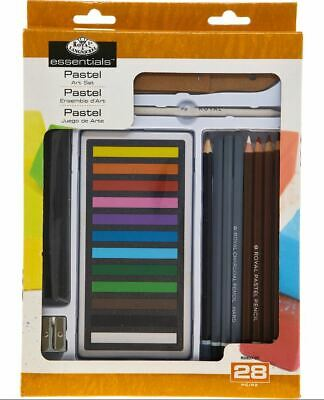 Royal & Langnickel Essentials Pastel Art Set