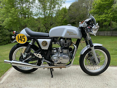 Royal Enfield Continental GT 535 One Off 1965 Clubman Racer SOLD TO PAUL