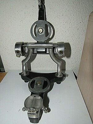 **********Hanau Whipmix Wide-View Semi-Adjustable Dental Articulator**********