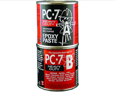 Protective Coatings 16777 1Lb PC-7 Epoxy Paste