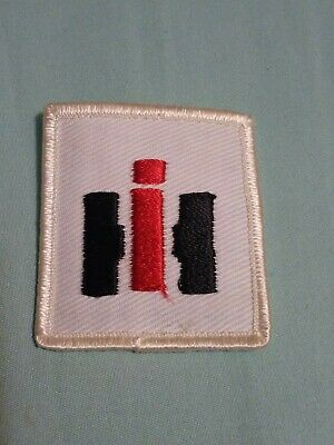 """international harvester ,patch,2""""x2.1/4"""", new old stock"""