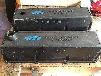 Big Block Ford Motorsport Valve Covers 429  460 Hot Rod Kitcar Cobra Gt40