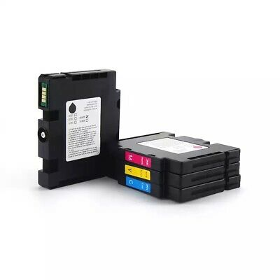 4 Color Full Sublimation Ink Cartridge Compatible For Sawgrass Sg400/Sg800