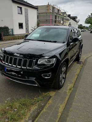Jeep Grand Cherokee Overland V6 250 PS Diesel