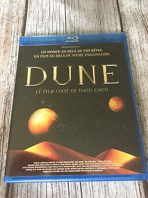 Bluray Dune David Lynch. Rare.