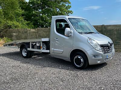 Renault Master recovery truck 4.5 ton