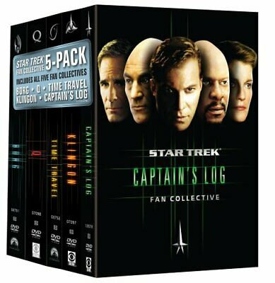 Star Trek: Fan Collective - The Collectives dvd FREE SHIPPING