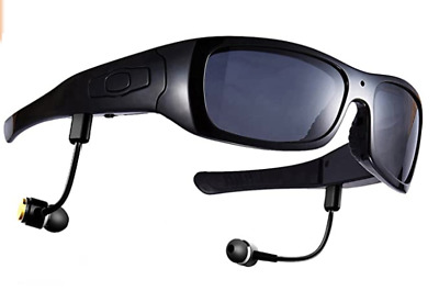 Video Recording Forestfish Cycling Sunglasses Multi-Functional (X20-Bt)