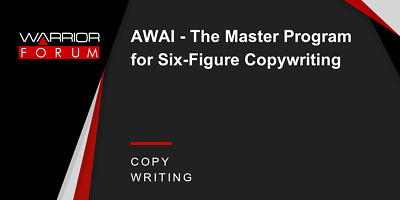✔️✔️Masters Program For Six-figure Copywriting 🔥FULL COURSE💯Fast Delivery 🚀