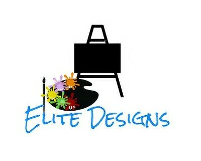 Professional logos from Elite Designs: 24-48-hour turnaround time!