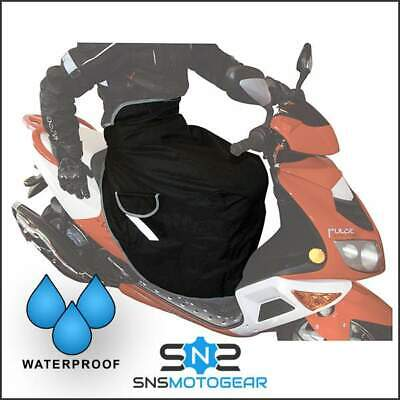 Windproof & Waterproof Urban Motorcycle Scooter Moped Leg Apron/Cover Protector