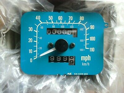 1999  KAWASAKI  KLR650 C  ?  KL650-C5) SPEEDOMETER MPH 25005- 1587 from JAPAN