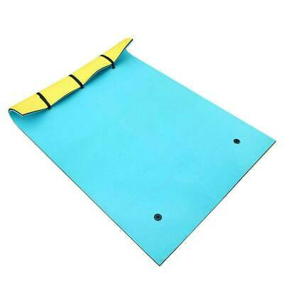 9'x 6' Floating Oasis Water Play Foam Pad Island Mat Lakes Swimming 3 Layer