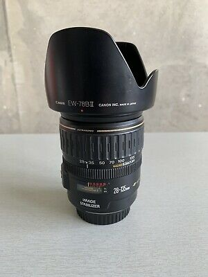 Canon EF 28-135mm F3.5-5.6 IS