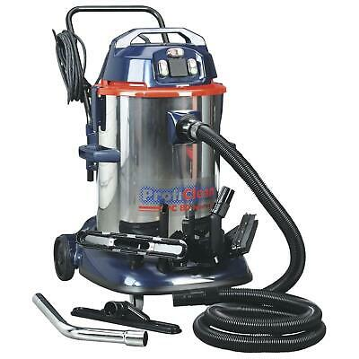 Sealey PC80 Vacuum Cleaner Industrial Wet & Dry Twin Motor 80L