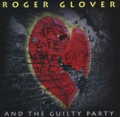 Roger Glover - If Life Was Easy - CD - New