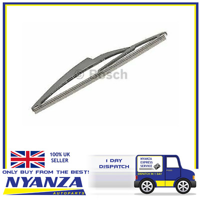 "Bosch 11/"" Single Replacement Rear Windscreen Wiper Blade Genuine H840"