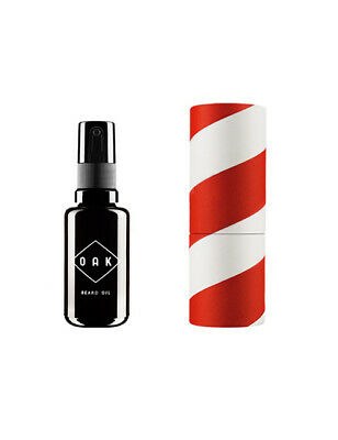 Oak Beard Care Mens Conditioning Beard Oil 30ml Bottle