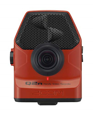Zoom Q2n/UK Red Edition