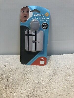 Safety 1st All Purpose Lock Release Fridge Latch - 1 Count