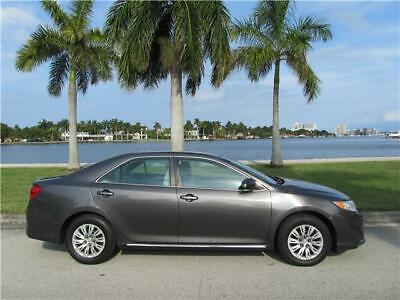 2014 Toyota Camry LE 1OWNER CLEAN CARFAX NON SMOKER FL RUST FREE 2014 TOYOTA CAMRY LE 1OWN CLEAN CARFAX AVALON NON SMOKER PRIUS FLORIDA RUST FREE