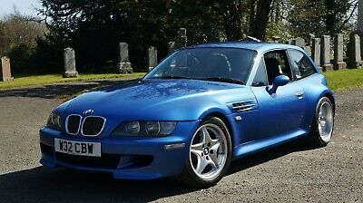 **Manual** 2000 Bmw M Coupe Estoril Blue Zm M3 Immaculate 49000 Miles