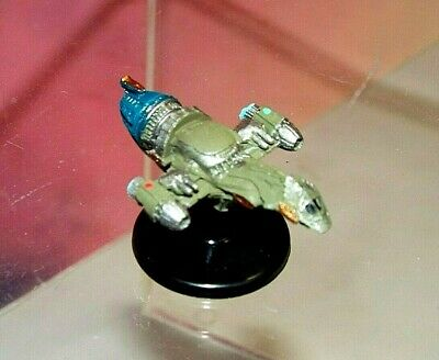 """FIREFLY SERENITY FIREFLY-class ARMED TRANSPORT 2"""" MINIATURE #2 (RESIN, PAINTED)"""