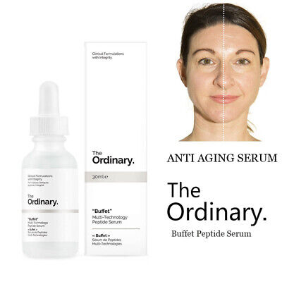 The Ordinary Niacinamid 10% + Zink 1% 30 ml AHA 30% + BHA 2% Schönheit