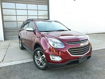 2016 Chevrolet Equinox LTZ AWD Sport Utility 4-Door 2016 CHEVROLET EQUINOX LTZ AWD, ONLY 46K MI, DON'T MISS!