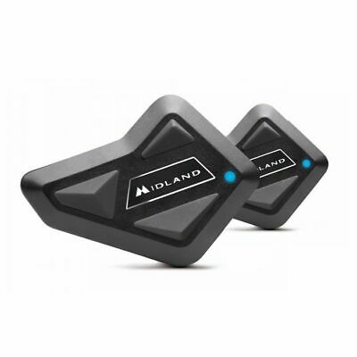 Midland BT MINI Bluetooth Rider-Passenger Intercom Twin Pack