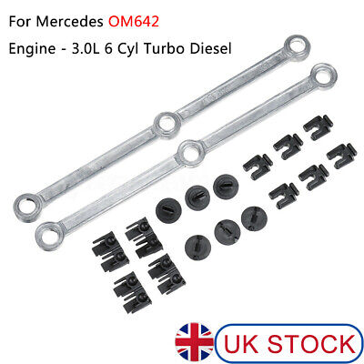 Manifold Runner Connecting Rods Set For Mercedes W639 W906 W219 W209 OM642