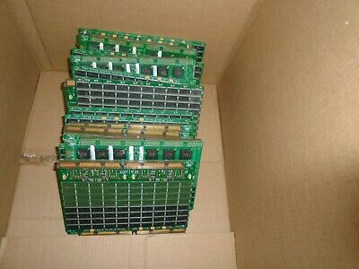 17 Pounds 14 Ounces EMC2 Circuit Memory Boards For Gold And Palladium Scrap