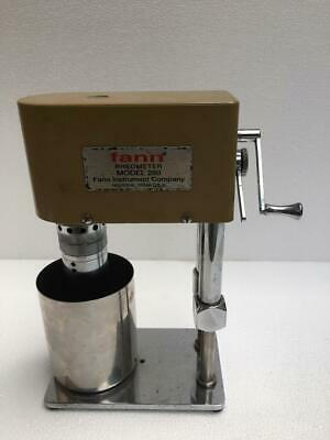 Fann Instrument Company Model 280 2-Speed Hand Powered/ Operated Rheometer