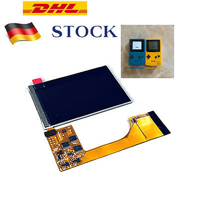IPS High Light Backlight Screen Modification Kit Für GBC Game Boy Color