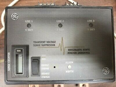 Ge Tme120Y065As Tvss 120/208V Three Phase
