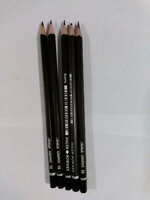Daler rowney Artists Graphic Pencils 3B