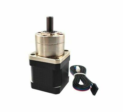 Extruder Gear Stepper Motor Bipolar Metal Lower Noise Planetary 3D Printer Parts