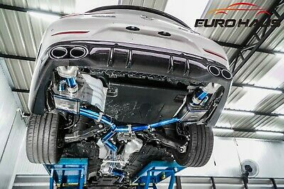 EH Performance Titanium Exhaust system for Mercedes Benz CLS53/GT50/GT53 AMG