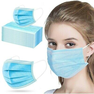 Protective Face Mask (10PC)