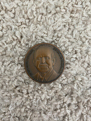 PUBLIX Supermarkets 50th Anniversary Coin Founder George W. Jenkins RARE