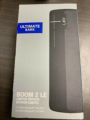 Ultimate Ears Boom 2 Le Limited Edition Brand New Sealed