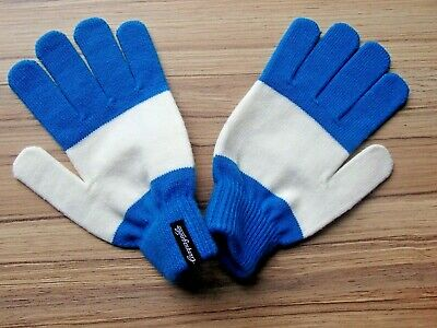 NEW Campagnolo Glotech Road Cycling Mitts Gloves Black Made in Italy