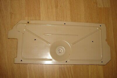 Singer 401G, Slant-o-Matic sewing machine oil tray bottom cover.... spare parts