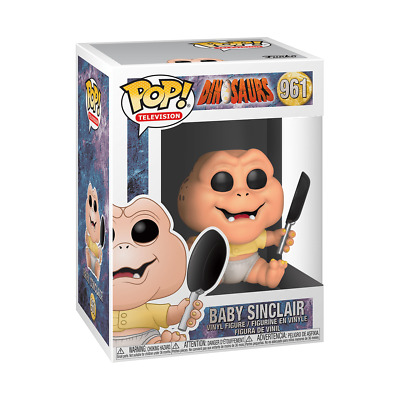 POP! Television ~ Dinosaurs ~ Baby Sinclair #961 By Funko